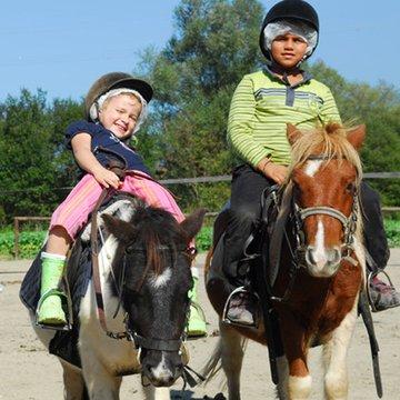 Venir fêter son anniversaire avec ses poneys préférés c'est désormais possible à Vaulnaveys!