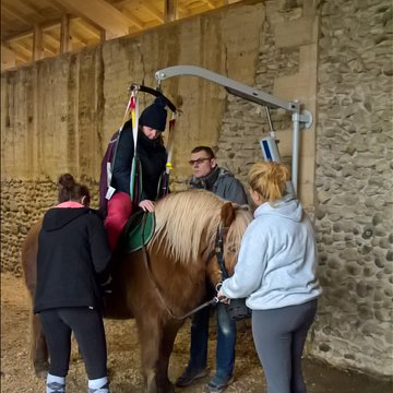 Le cheval : un allié précieux face à son handicap