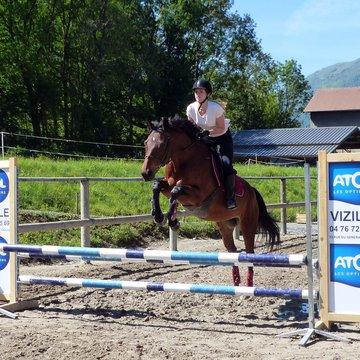 Stage d'équitation : entraînement, CSO et compétition (facultatif)