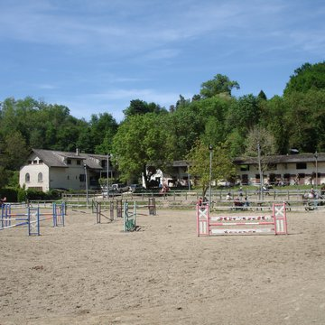 Centre équestre du Moulin et Elevage d'Aramis