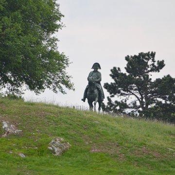 La Route Napoléon à Cheval
